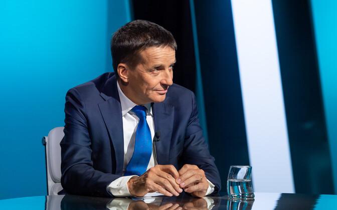 Экс-президент Банка Эстонии Ардо Ханссон.