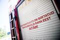 Terevisiooni otsesaade Lasnamäe tuletõrjedepoost