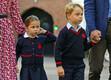 Printsess Charlotte alustas kooliteed