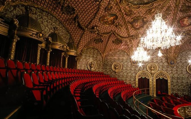 В новом сезоне в Русском театре пройдет четыре премьеры: