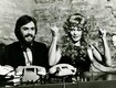 Vana-aasta programm, näitlejad Jüri Krjukov ja Elle Kull. 1977-78