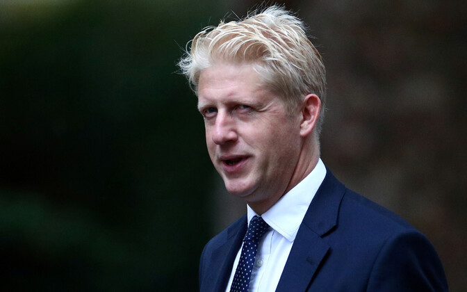 Boris Johnsoni vend Jo Johnson