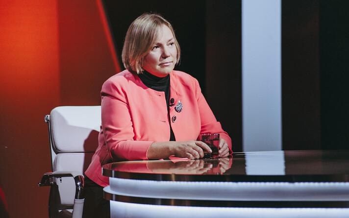Руководитель Фонда интеграции Ирене Кяосаар.