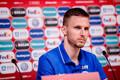 Eesti jalgpallikoondise pressikonverents
