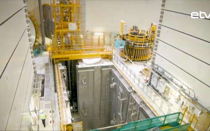 Атомная электростанция. Иллюстративная фотография.
