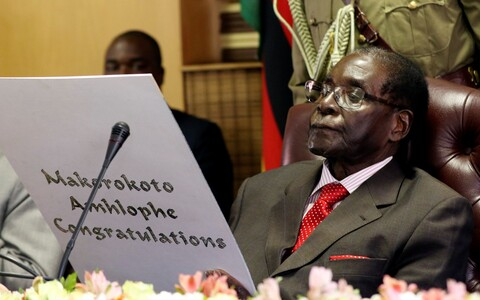 Мугабе родился 21 февраля 1924 года в бывшей Родезии.