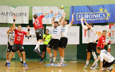 Henri Sillaste (viskel) saatis kahe euromänguga Ribnica RD Riko võrku 14 palli