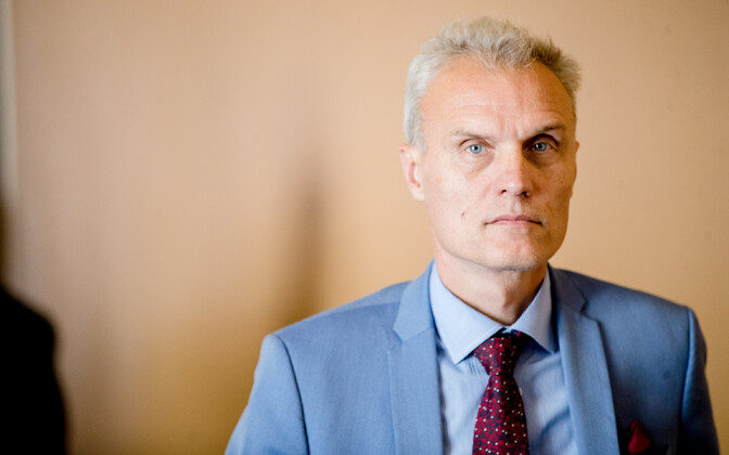 MP Heiki Hepner (Isamaa).