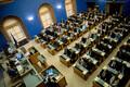 Riigikogu istungitesaal