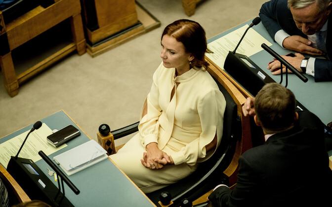 Reform MP Keit Pentus-Rosimannus.