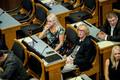 Riigikogu sügisistungjärgu avaistung: Marika Tuus-Laul ja Viktor Vassiljev