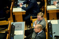 Riigikogu sügisistungjärgu avaistung: Eerik-Niiles Kross ja Ants Laaneots