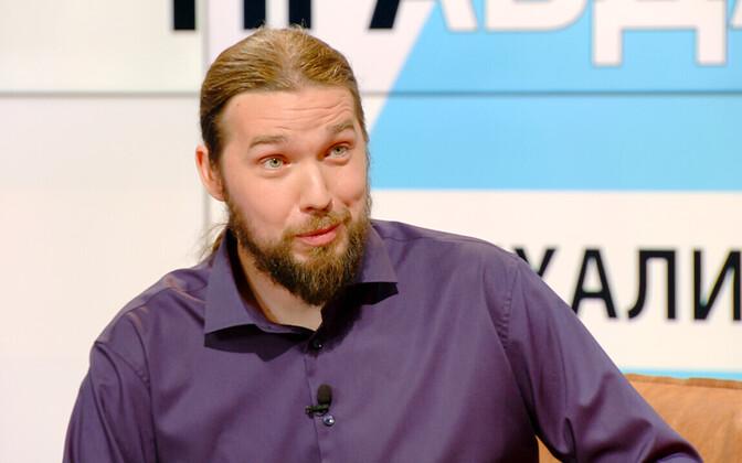 Павел Зуев.