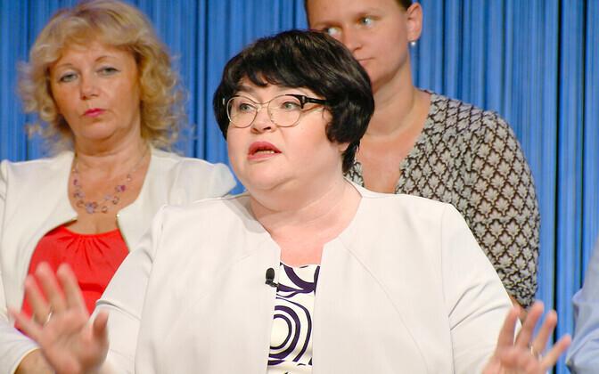 Виктория Гойхинберг.