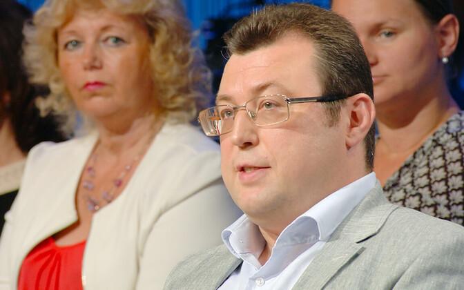Александр Цехилов.