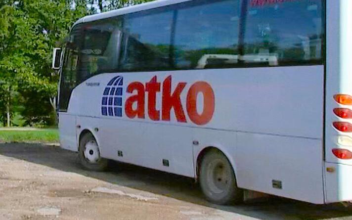 Автобусы Atko. Иллюстративная фотография.