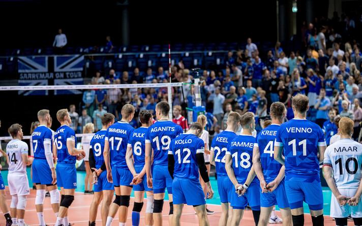 Eesti meeste võrkpallikoondis