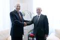 Suursaadik Clyde Kull andis üle volikirja OECD peasekretär Angel Gurriale