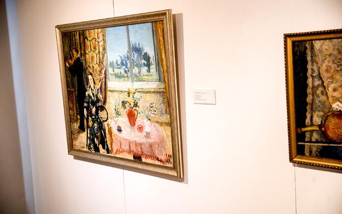 Выставка в музее Эдуарда Вильде.