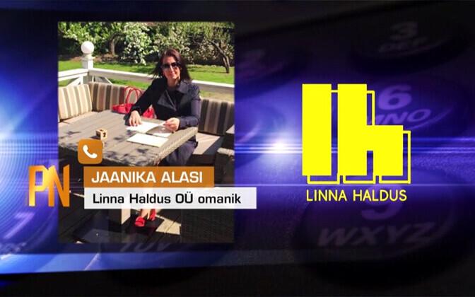 Владелец фирмы Linna Haldus Яаника Аласи оставила претензии своих клиентов без внимания.