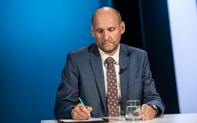 Пенсионную реформу инициировал лидер Isamaa Хелир-Валдор Сеэдер.