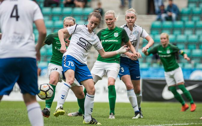 FC Flora – Pärnu JK
