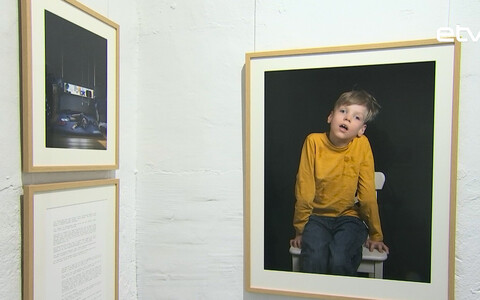 Выставка в Центре документальной фотографии.