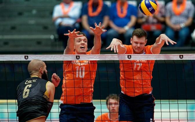 Holland - Montenegro võrkpalli EM-il