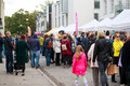 Third annual literary street festival in Tallinn, 14. Sept 2019.