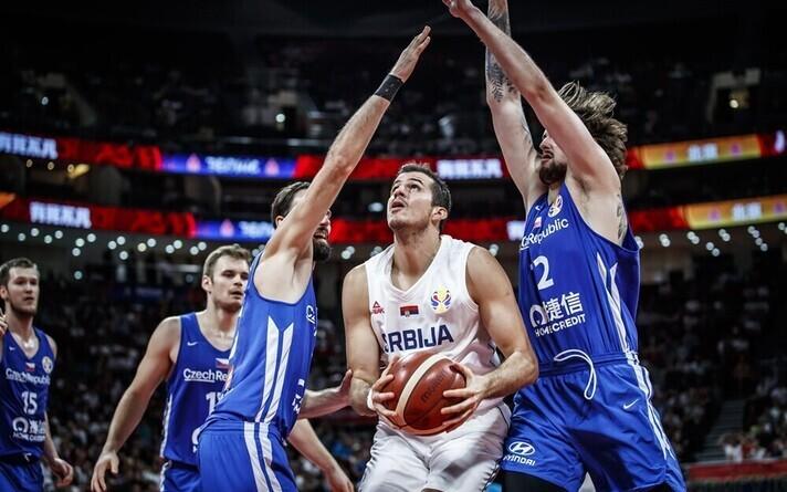 Serbia sai jagu Tšehhist ning lõpetas korvpalli MM-i 5. kohal