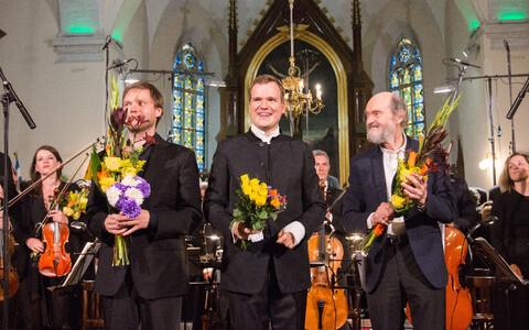 Kammerkoor Voces Musicales tähistas 20. sünnipäeva