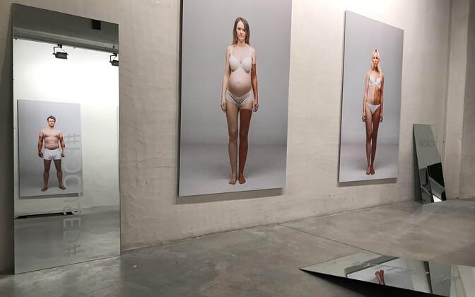 Maarit Murka avas esimese fotonäituse