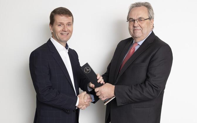 huippumuoti innovatiivinen muotoilu hienoin valinta Veho to acquire Silberauto   News   ERR