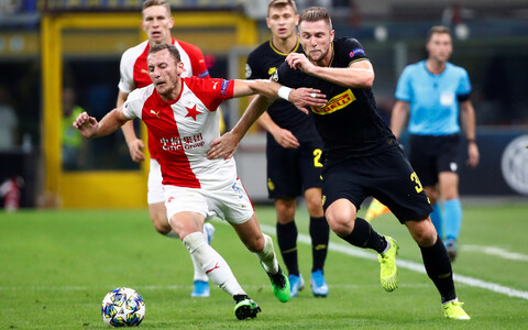 Milano Inter - Praha Slavia