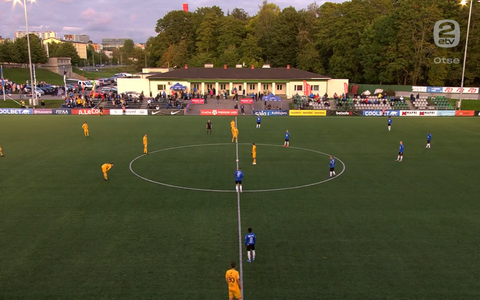 JK Tallinna Kalev - FC Kuressaare