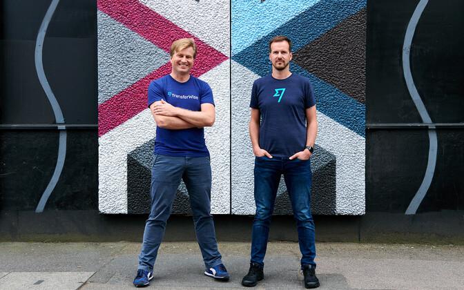 Kristo Käärmann and Taavet Hinrikus.