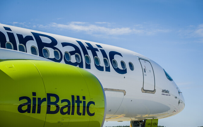 Air Baltic is a Latvian airline.