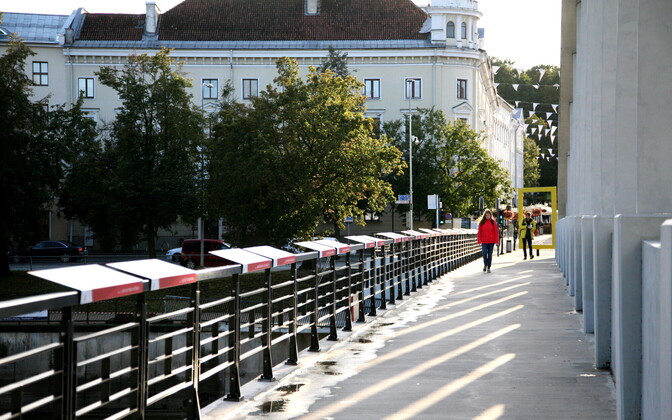 Ideas for how to spend Tartu City Government's budget displayed on Kaarsild.