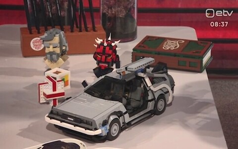 Legodest auto