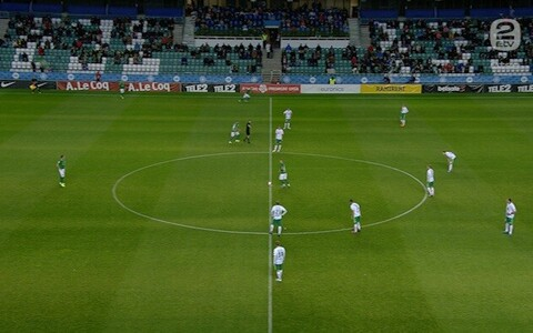 Tallinna FC Flora - Tallinna FCI Levadia