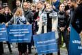 Kõrghariduse ja teaduse rahanappuse tõttu on sel aastal toimunud juba mitu meeleavaldust.