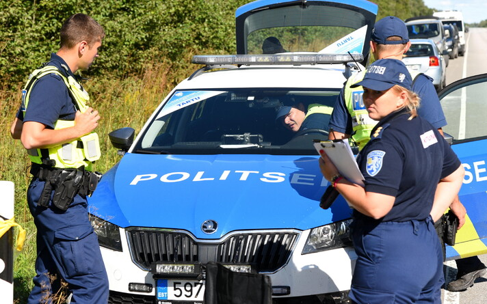 На случаи вооруженных ограблений полиция реагирует со всей серьезностью.