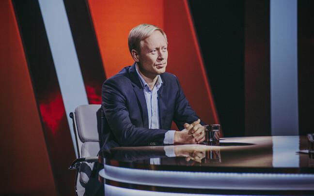 Член правления Eesti Energia Райне Пайо.