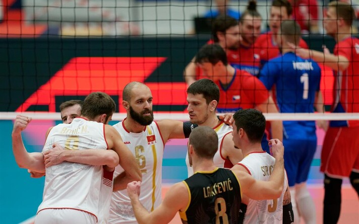Montenegro alistas EM-finaalturniiril Tšehhi, kuid edasi ei pääsenud