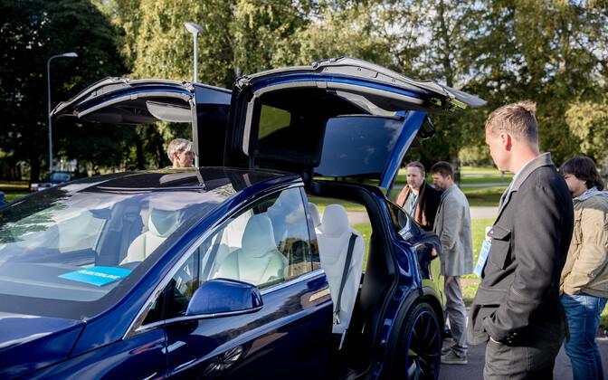 Tulevikusõidukid Tallinnas
