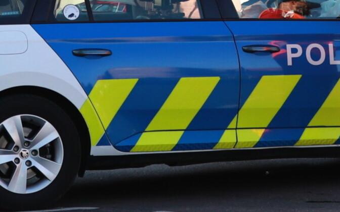 Полиция задержала подозреваемого. Иллюстративное фото.