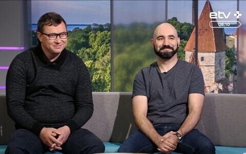 Юрий Жильцов и Артур Тюленев.