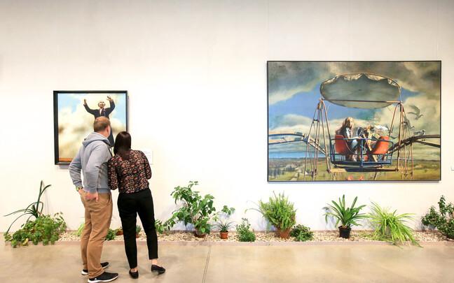 Выставка частной коллекции Яна Маницкого.