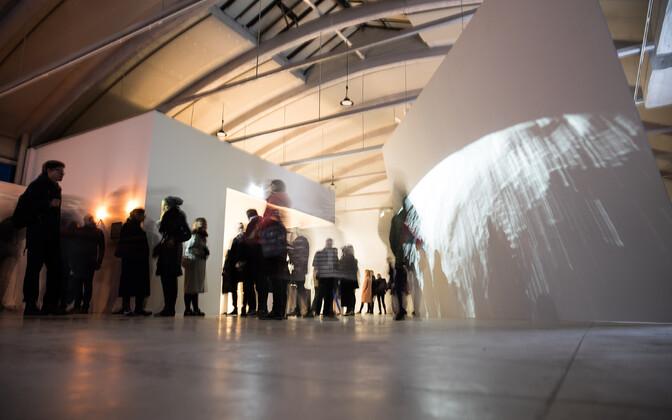 Kai Kunstikeskuse avammine