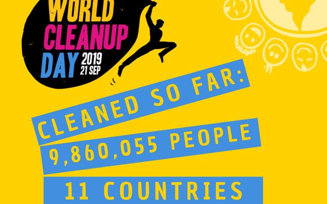 Всемирный день чистоты проходит в 2019 году 21 сентября.